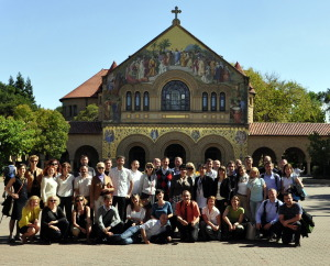 Poland's Top 500 Innovators Program at University of California, Berkeley – Class of 40.6. Touring Stanford University with Piotr Moncarz, the Academic Director of Top 500 InnovatorsProgram at Stanford University