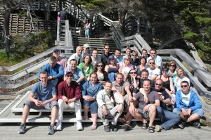 Site visits – Class of 40.2