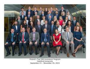 oland's Top 500 Innovators Program – Class of 40.10