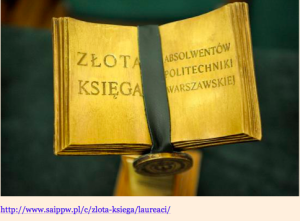 Złota księga Absolwentów