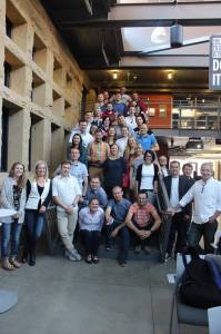 Poland's Top 500 Innovators Program – Class of 40.9  - Visit at D. School at Stanford University