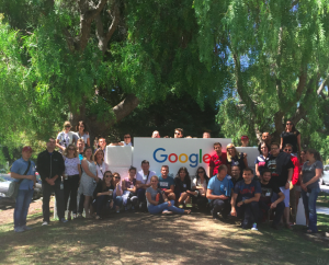Poland's Top 500 Innovators Program – Class of 40.9  - Site Visit at Google