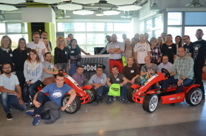 Poland's Top 500 Innovators Program – Class of 40.9  - Site Visit at GoDaddy