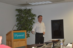 Richard L. Schlenker, Exponent's CFO & Corporate Vice President