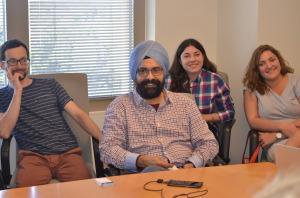 Ajit Singh, Ph.D., Partner at Artiman Ventures