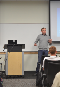 Mr. Mark Barycza, Ph.D., a staff engineer at Qualcomm
