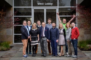 Polish entrepreneurs participating in the US-Poland Innovation HUB program, Ed. V.