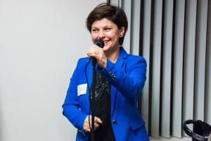 Bożena Lubińska-Kasprzak, President of Polish Agency for Enterprise Development