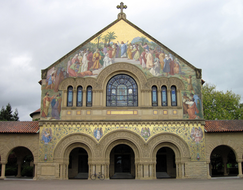 Memoria_Church_Stanford