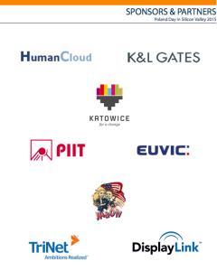 Sponsors and Partners - photo