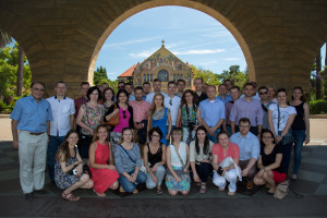 Stanford University Tour - July 5, 2015