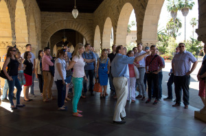 2015-07-05 Stanford Camous walk