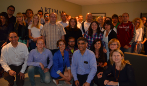Poland's Top 500 Innovators Program – Class of 40.9  - Site Visit at Artiman Ventures