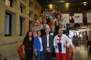 Poland's Top 500 Innovators Program – Class of 40.10 - Visit at D. School at Stanford University
