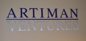 Logo Artiman Ventures