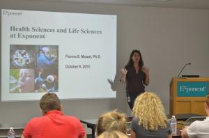 Fionna Mowat, Ph.D., Exponent's Principal Scientist