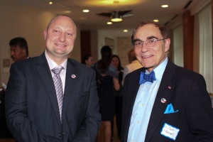 Mr. Hubert Zydorek and Dr. Piotr Moncarz