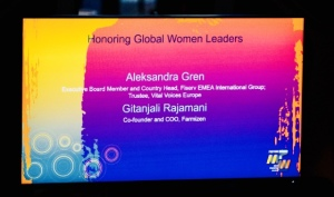 View Goldman Sachs and Fortune honour 2018 Global Women Leaders