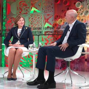 In conversation with Goldman Sachs's CEO David Solomon